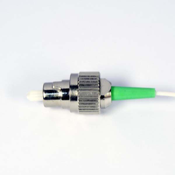 KIWI-OFC-FA-0-S-09-1M : Оптический пигтейл SM FC/APC, 0.9мм, 1.0м