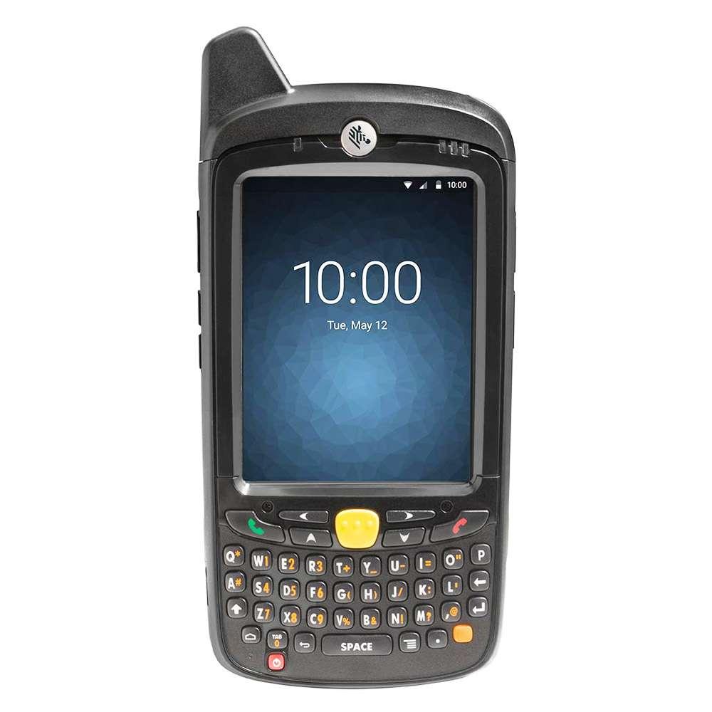 MC67 : Защищенный корпоративный смартфон Zebra