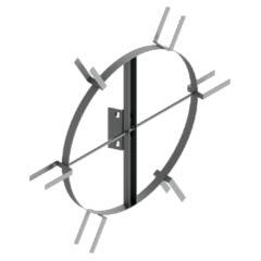 УПМК-02 : Устройство для подвески муфты и запаса кабеля