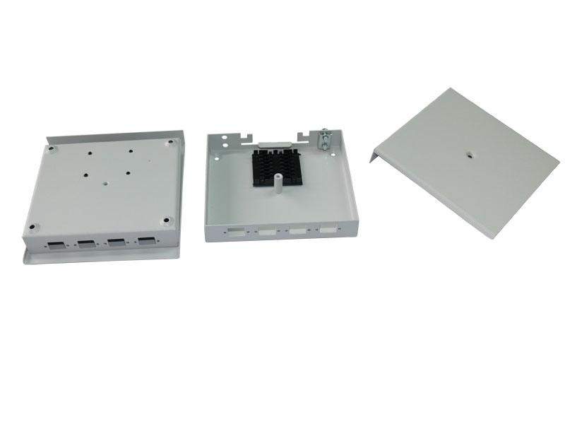 КР-НМк-4 SC : КР-НМк-4 SC Кросс распределительный оптический настенный