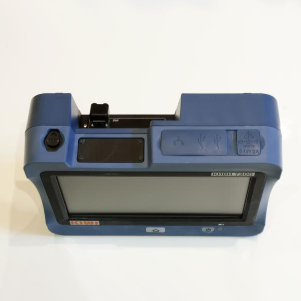 KIWI-7221 : Оптический рефлектометр (SM. 1310/1550, 36/34dB)