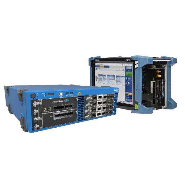 FTBx-88400NGE : Мультисервисный анализатор 400G - FTBx-88400NGE Power Blazer