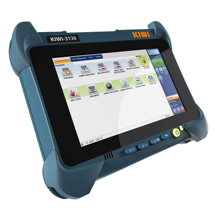 KIWI-3130 : Компактный анализатор протоколов Ethernet и IP