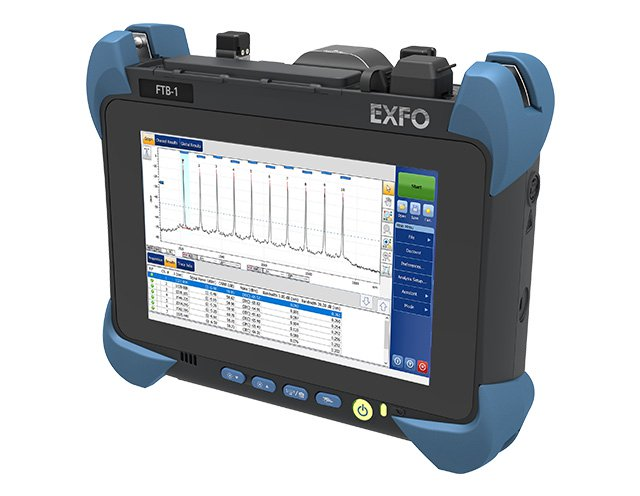EXFO FTB-5235 : Компактный анализатор оптического спектра