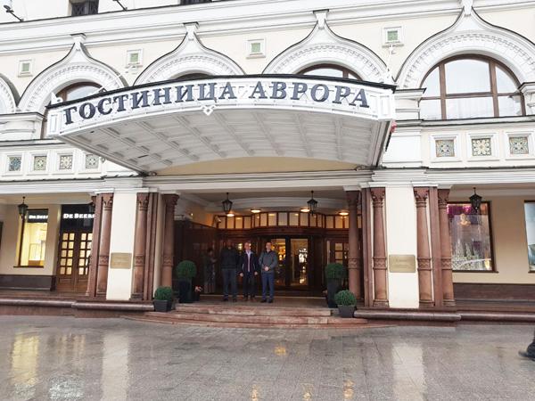 Совместный семинар российских компаний «Концепт Технологии»,  ООО НТО «ИРЭ-Полюс» и канадской компании EXFO