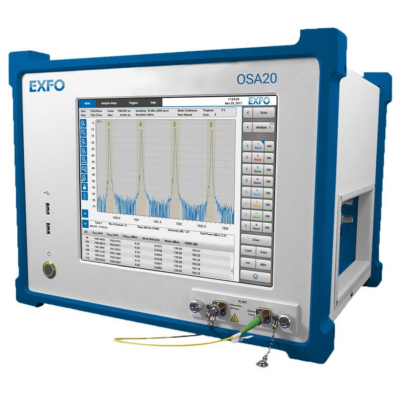 EXFO OSA20 : Анализатор оптического спектра