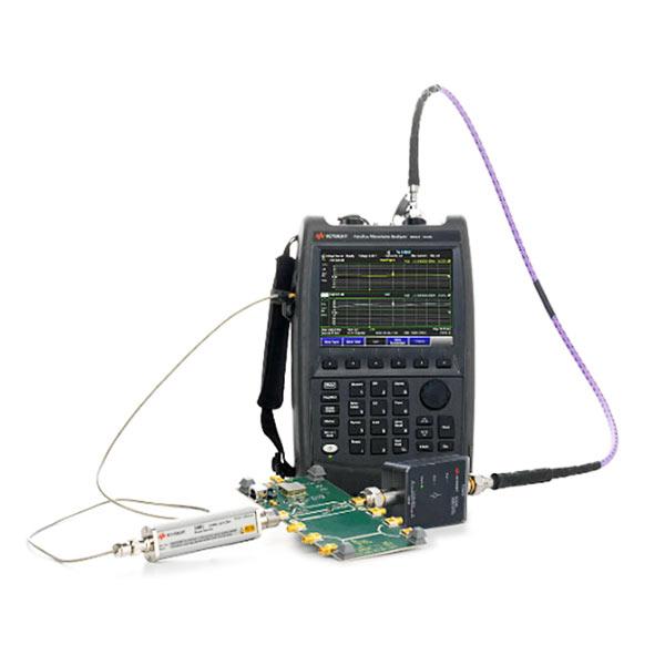 Keysight Technologies сообщает о выходе портативных СВЧ- анализаторов FieldFox с функцией анализа коэффициента шума