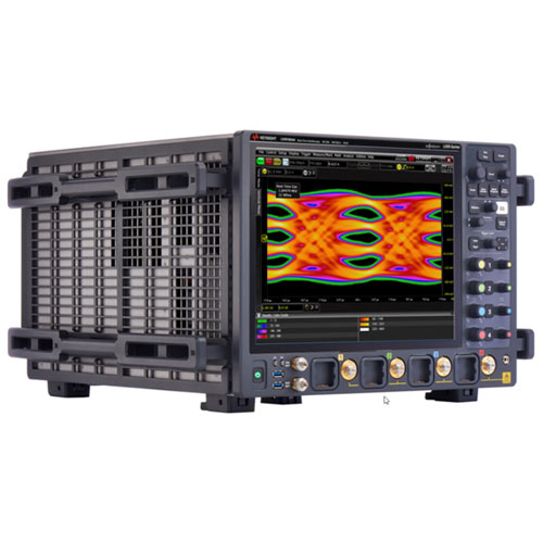Keysight Technologies представляет новую серию осциллографов Keysight Infiniium серии UXR