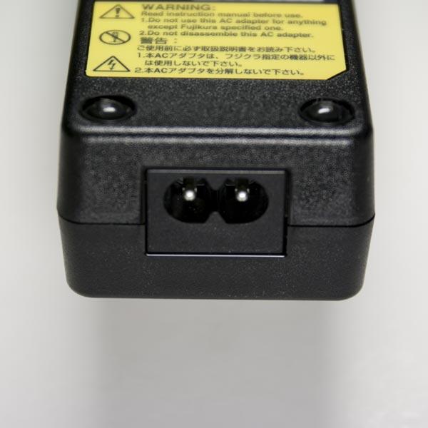 Fujikura ADC-10 : Сетевой адаптер для Fujikura FSM 11S/R, Fujikura 40F/40PM и Fujikura 45F/45PM
