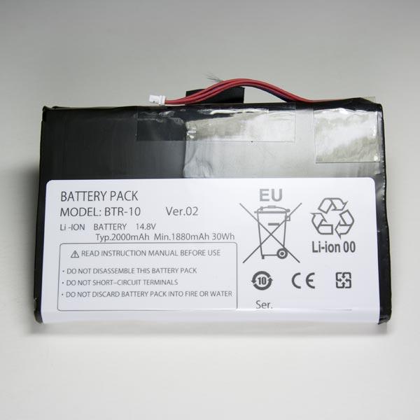Fujikura BTR-10 : Аккумуляторная батарея
