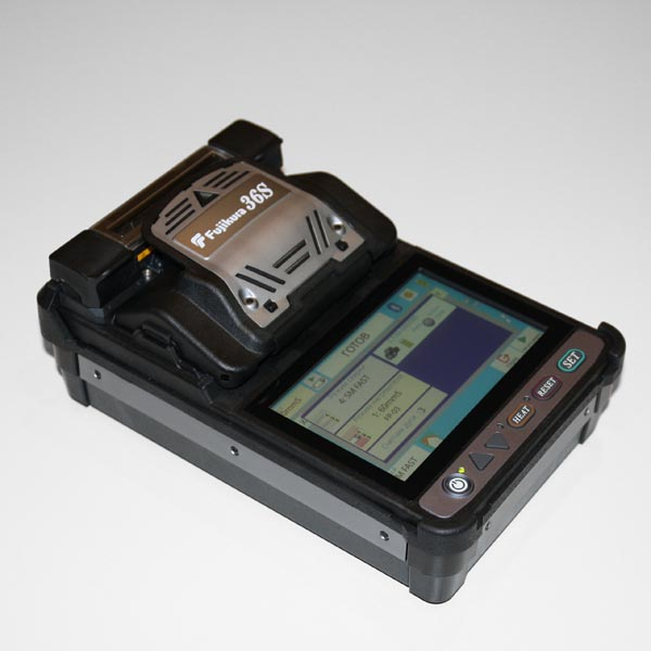 Fujikura 36S : Новый оптический сварочный аппарат для сваривания оптического волокна