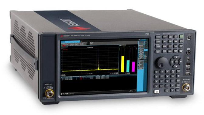 Компания Keysight Technologies представила приёмник ЭМП, ускоряющий тестирование на ЭМС