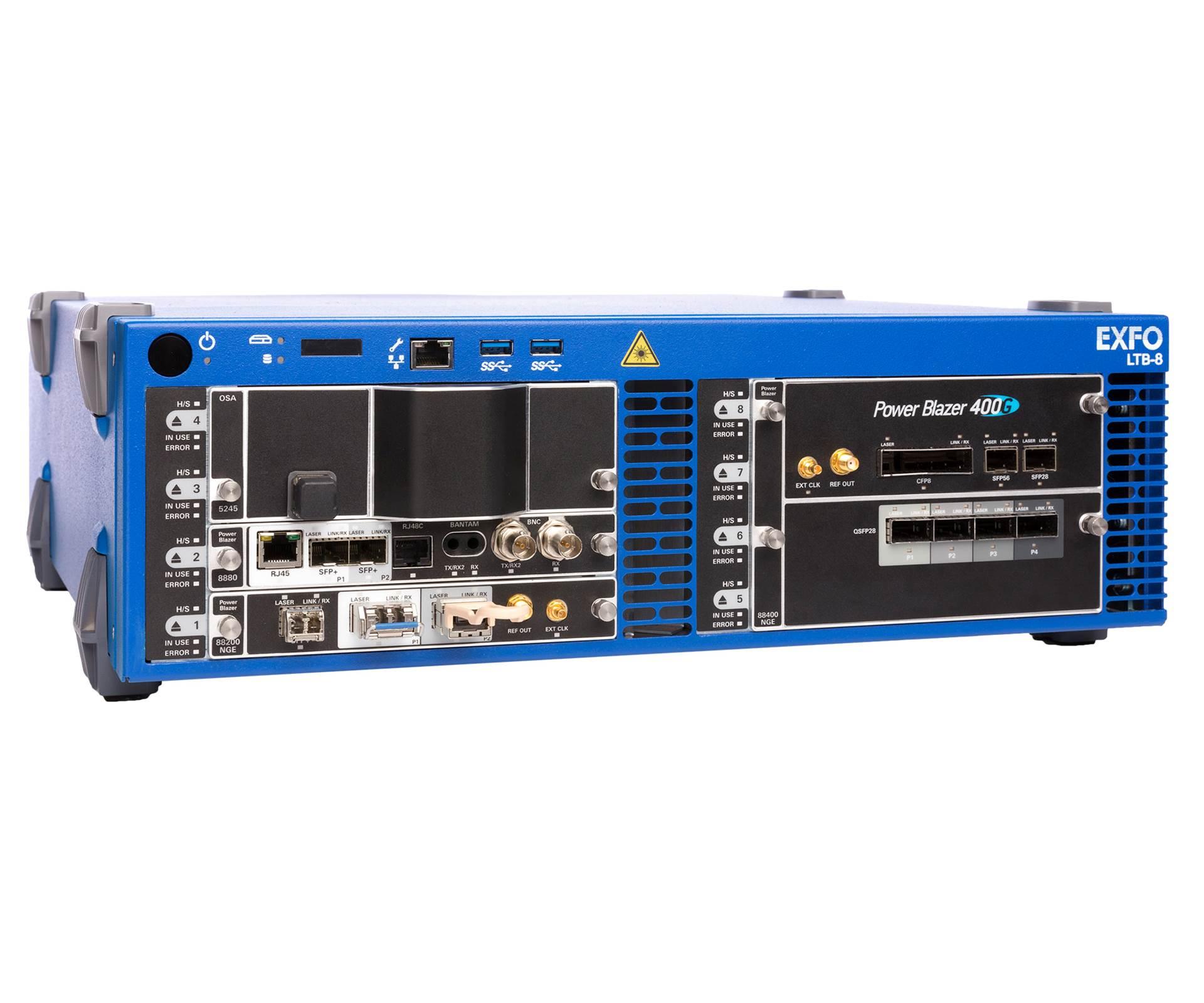 EXFO FTBx-5245 : Анализатор оптического спектра - EXFO FTBx-5245