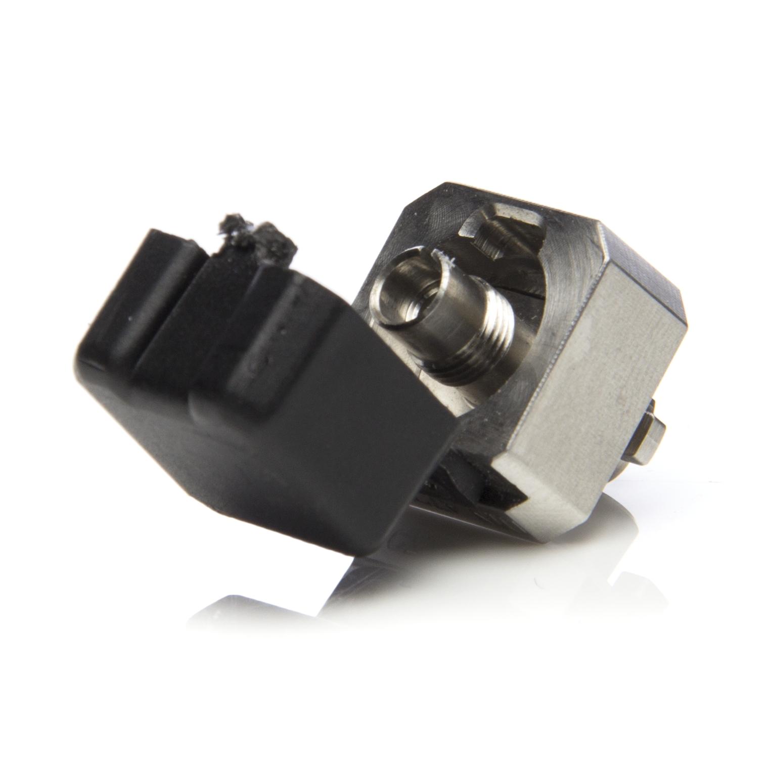 EXFO EUI-28 : Сменный адаптер ST для портативных источников излучения и оптических рефлектометров