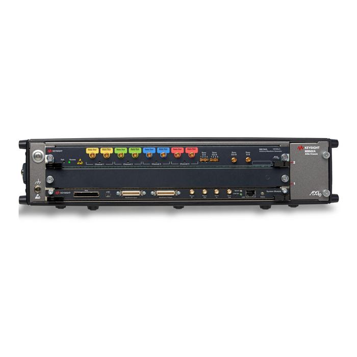 M8194A : Генератор сигналов произвольной формы в формате AXIe