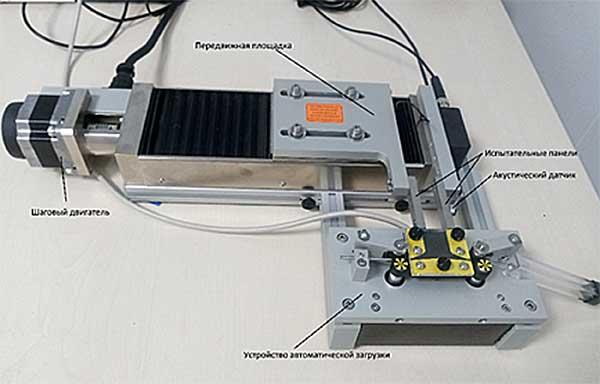 Fiber Sigma TP-2 : Устройство для испытания оптического волокна методом 2-х точечного изгиба