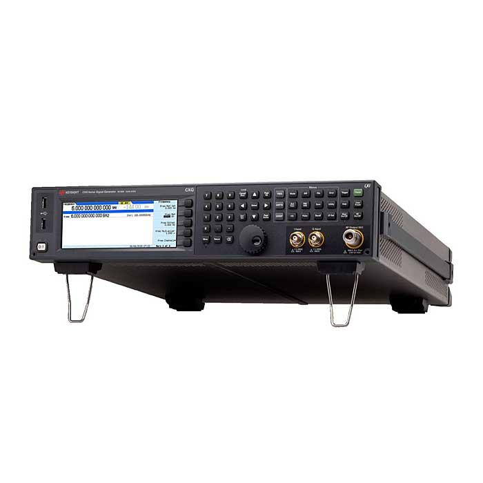 Компания Keysight Technologies представляет новый векторный генератор радиочастотных сигналов CXG N5166B серии X