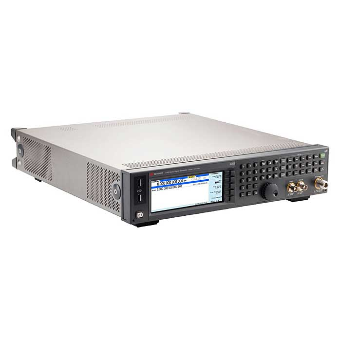 N5166B : Новый генератор векторных радиочастотных сигналов