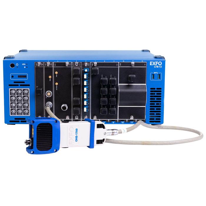 LTB-12 : Лабораторная модульная платформа EXFO