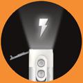 6 LED светодиодов