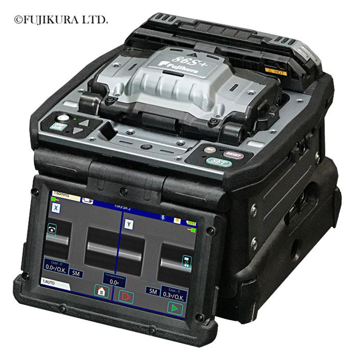86S+ : Сварочный аппарат  с юстировкой по сердцевине